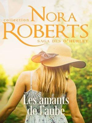 cover image of Les amants de l'aube