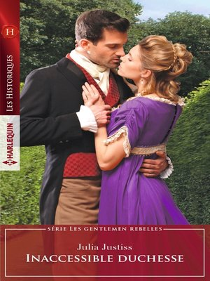 cover image of Inaccessible duchesse