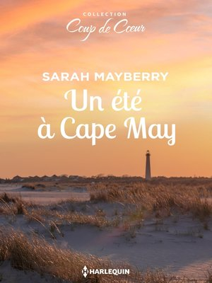 cover image of Un été à Cape May