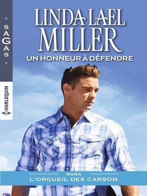 cover image of Un honneur à défendre