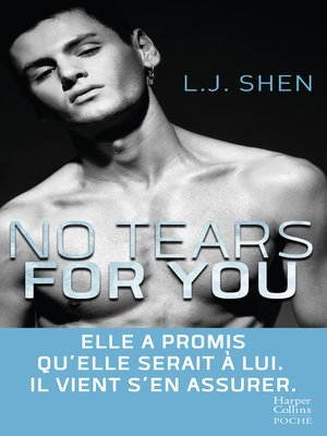 cover image of No Tears for You