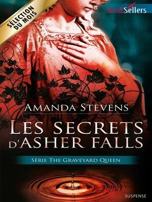 cover image of Les secrets d'Asher Falls