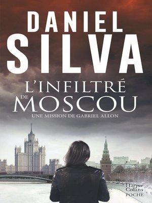 cover image of L'infiltré de Moscou