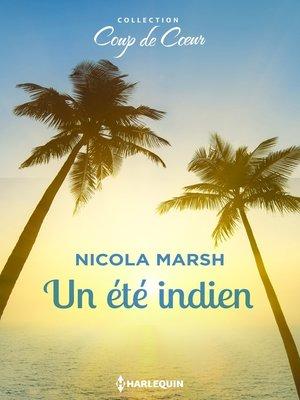 cover image of Un été indien