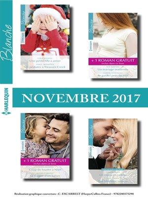 cover image of 8 romans Blanche + 2 gratuits (n°1338 à 134--Novembre 2017)