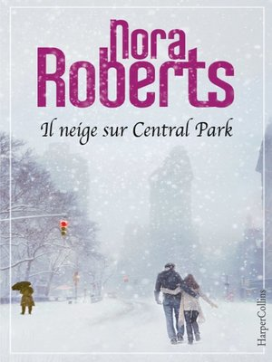cover image of Il neige sur Central Park
