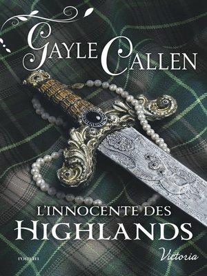 cover image of L'innocente des Highlands