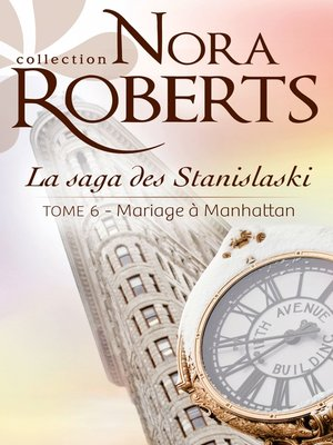 cover image of Mariage à Manhattan