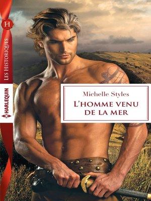 cover image of L'homme venu de la mer