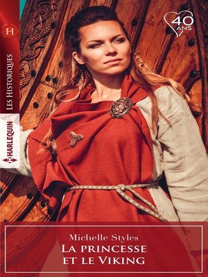 cover image of La princesse et le Viking