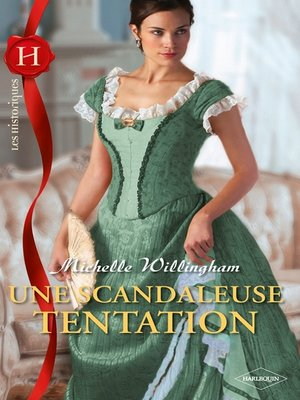 cover image of Une scandaleuse tentation