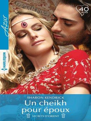 cover image of Un cheikh pour époux