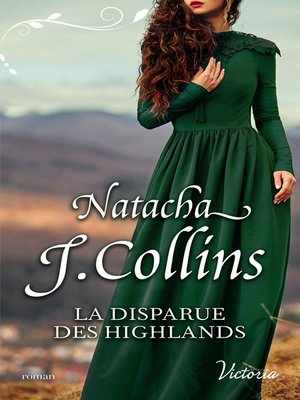 cover image of La disparue des Highlands