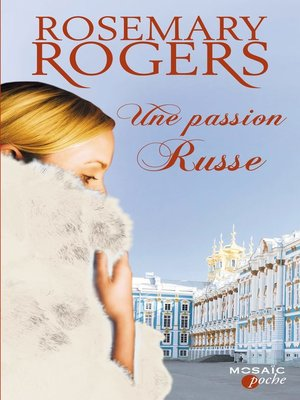 cover image of Une passion russe