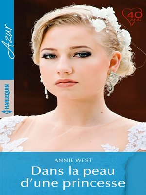 cover image of Dans la peau d'une princesse