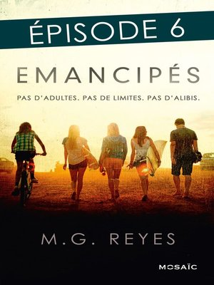 cover image of Emancipés--Episode 6