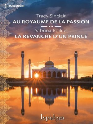 cover image of Au royaume de la passion--La revanche d'un prince