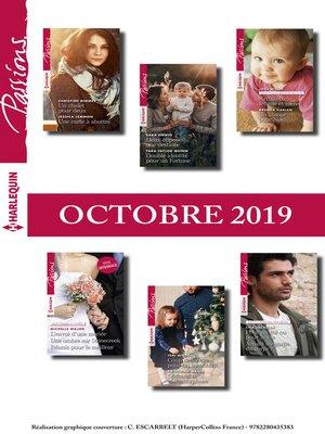 cover image of 13 romans Passions (n°821 à 826--Octobre 2019)