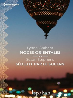 cover image of Noces orientales--Séduite par le sultan