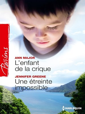 cover image of L'enfant de la crique--Une étreinte impossible