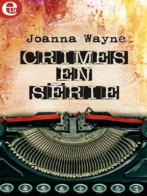 cover image of Crimes en série