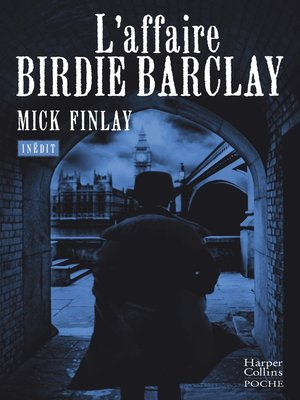 cover image of L'affaire Birdie Barclay