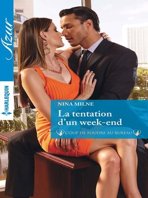 cover image of La tentation d'un week-end