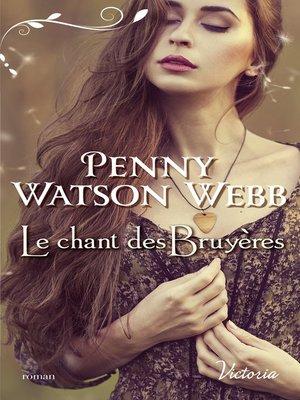 cover image of Le chant des bruyères