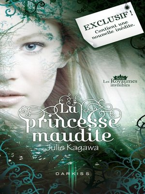 cover image of La princesse maudite--Le passage interdit