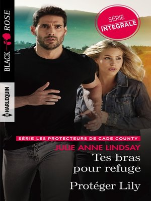 cover image of Tes bras pour refuge--Protéger Lily