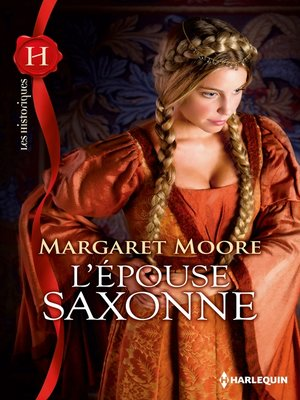 cover image of L'épouse saxonne