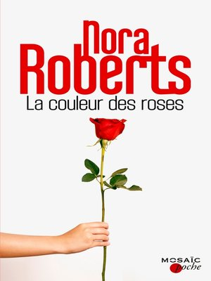 cover image of La couleur des roses