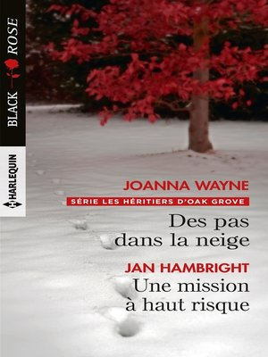 cover image of Des pas dans la neige--Une mission à haut risque