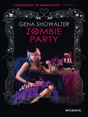 cover image of Zombie Party