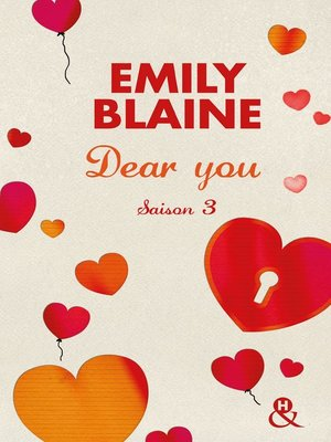 cover image of Dear You (actes 6 à 7)
