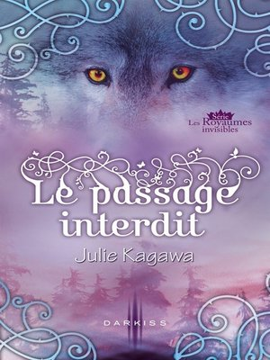 cover image of Le passage interdit
