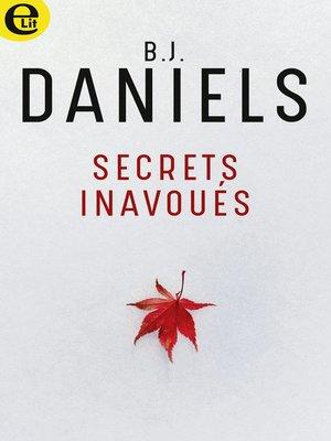 cover image of Secrets inavoués