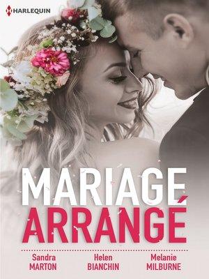 cover image of Mariage arrangé
