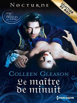 cover image of Le maître de minuit