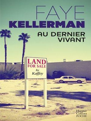 cover image of Au dernier vivant