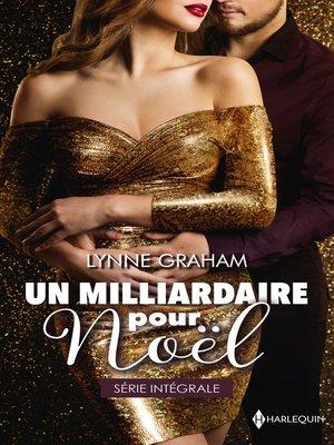 cover image of Un milliardaire pour Noël