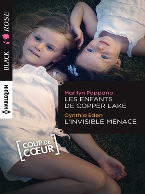 cover image of Les enfants de Copper Lake--L'invisible menace
