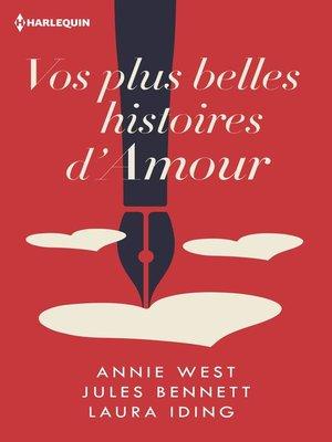 cover image of Vos plus belles histoires d'amour