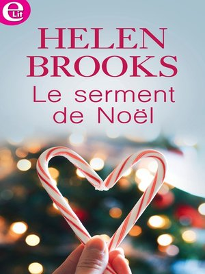 cover image of Le serment de Noël