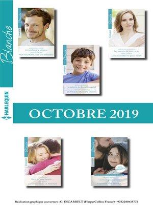 cover image of 10 romans Blanche (n°1451 à 1455--Octobre 2019)