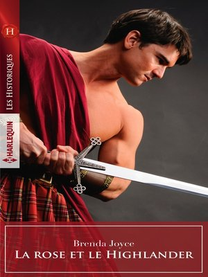 cover image of La rose et le Highlander
