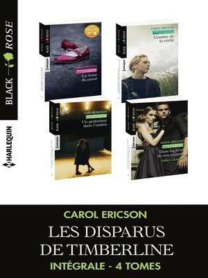 cover image of Les disparus de Timberline--Intégrale 4 tomes