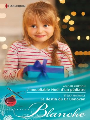 cover image of L'inoubliable Noël d'un pédiatre--Le destin du Dr Donovan