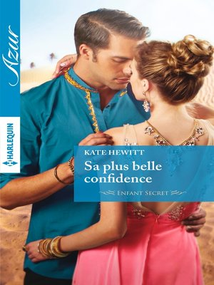 cover image of Sa plus belle confidence