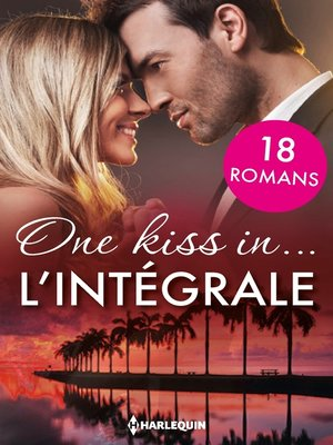 cover image of One kiss in...